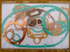 Gasket Set, Full, BSA B44 all models 1964-70
